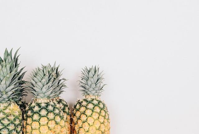 L'ananas brucia i grassi?